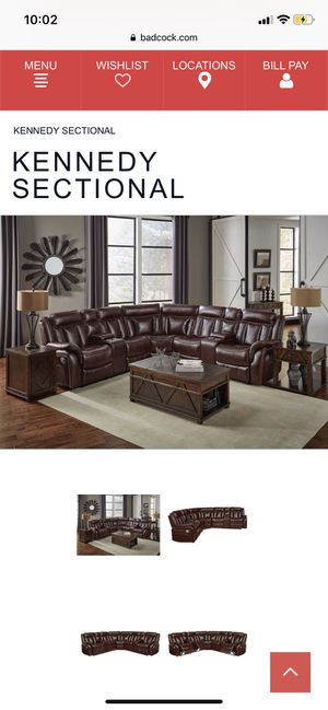 Sectional Couch for Sale in Bartow, FL