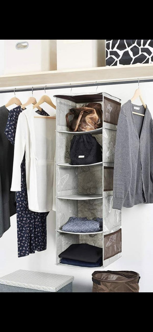 Closet organizer $5 each or two for $9 brand new