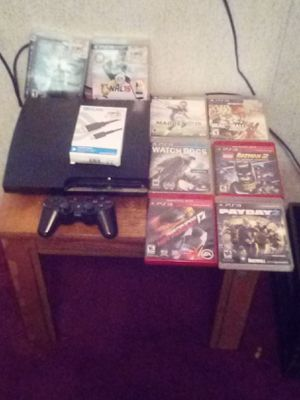 Ps3 for Sale in Ravenswood, WV