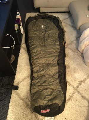 Never used Coleman sleeping bag for Sale in Seattle, WA
