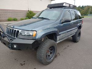 2000 jeep grand Cherokee low miles!!!!! for Sale in Yelm, WA
