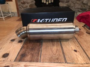 K Tuned Exhaust Tip for Sale in Fullerton, CA