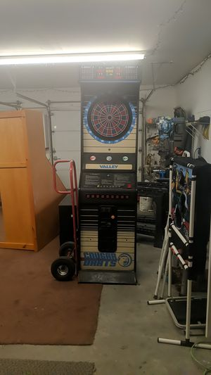 Valley electronic dartboard for Sale in Suffolk, VA
