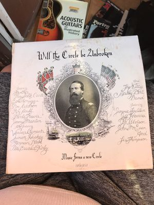Will the circle be zlnbroken vinyl for Sale in Bell, CA