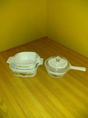 4 piece CorningWare set for Sale in Crookston, MN