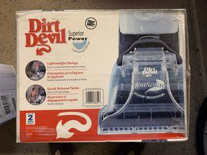 Dirt Devil Carpet Shampooer Featherlite for Sale in Las Vegas, NV