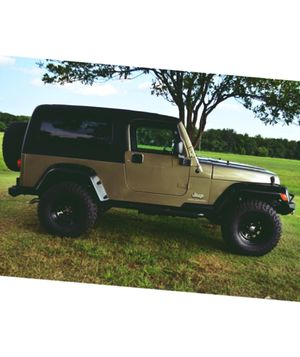 GreatTires2005 Jeep Wrangler TJ Unlimited (LJ)ReadyRoad for Sale in Philadelphia, PA