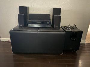 ONKYO AV HT-R580 Stereo System for Sale in Cedar Hill, TX