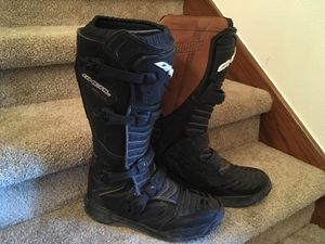 Men's size 13. O Neal Dirt bike boots for Sale in Leander, TX