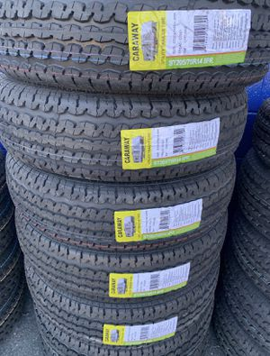 Trailer Tires - NEW - All Sizes - In Stock <<<< Prices Starting @ $49 >>>> for Sale in La Habra Heights, CA