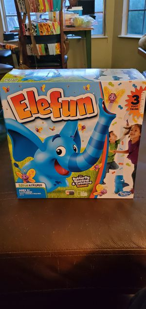 Hasbro Elefun and Friends Elefun Game with Butterflies and Music Kids Ages 3 and Up (Amazon Exclusive) for Sale in Las Vegas, NV