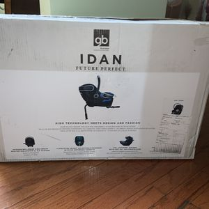 Idan Baby Car seat Black & Blue New for Sale in Fort Lauderdale, FL