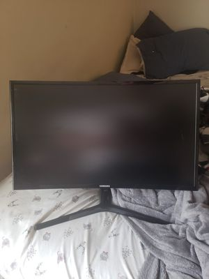 SAMSUNG CURVED 27in MONITOR for Sale in Chicago, IL