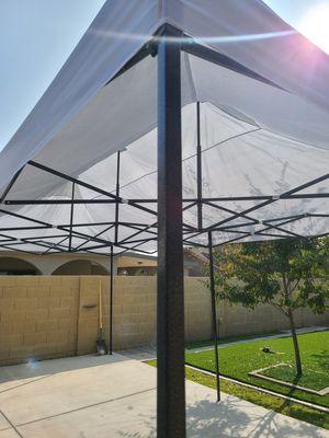Carpa lona canopy party tent for Sale in Phoenix, AZ