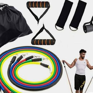 11 Piece Resistance bands for Sale in Ontario, CA