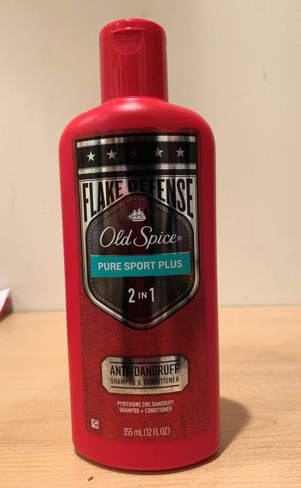 Old Spice 2-in-1 anti dandruff shampoo & conditioner