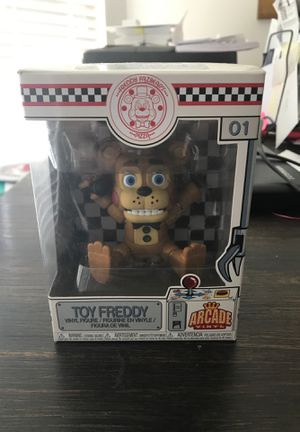 Toy Freddy collectible. for Sale in Chesnee, SC