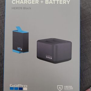 Brand New Gopro Dual Battery Charger +Battery(Unopened) for Sale in Seattle, WA