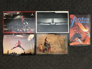 Jordan vintage collectible retro cards for Sale in Los Angeles, CA