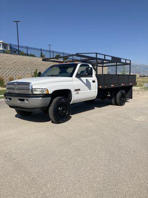 2000 Dodge 3500 Cummings diesel for Sale in Lehi, UT
