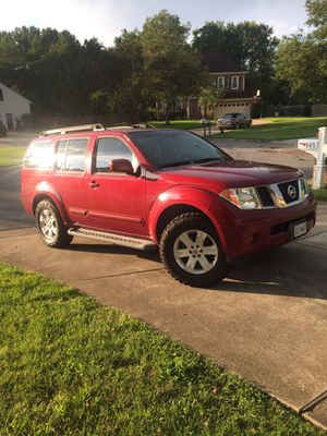 2006 Nissan Pathfinder LE for Sale in Chesapeake, VA