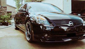 2007 Nissan Altima SE Exterior Color Super Black for Sale in Rockford, IL