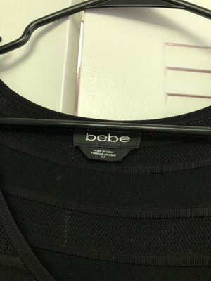 Bebe Black Dress for Sale in Fort Lauderdale, FL