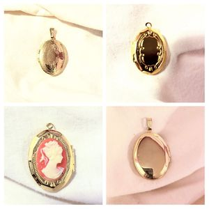 Cameo &Locket Pendant Bundle for Sale in Puyallup, WA