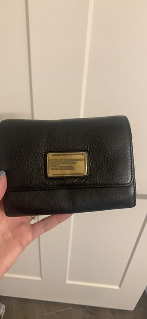 Marc by Marc Jacobs leather wallet for Sale in King of Prussia, PA