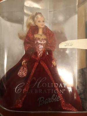 2002 Holiday Barbie for Sale in PT CHARLOTTE, FL