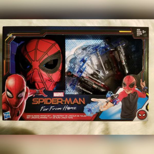 Spiderman far from home Mask