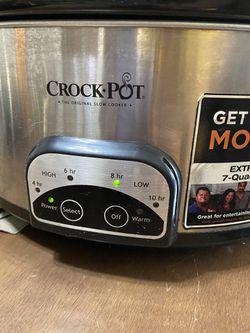 Crock Pot 7 Quart for Sale in Fort Washington,  MD