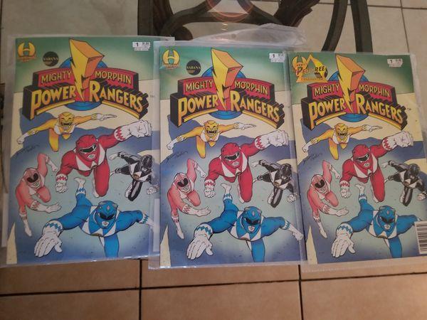 Power ranger first edition magazine