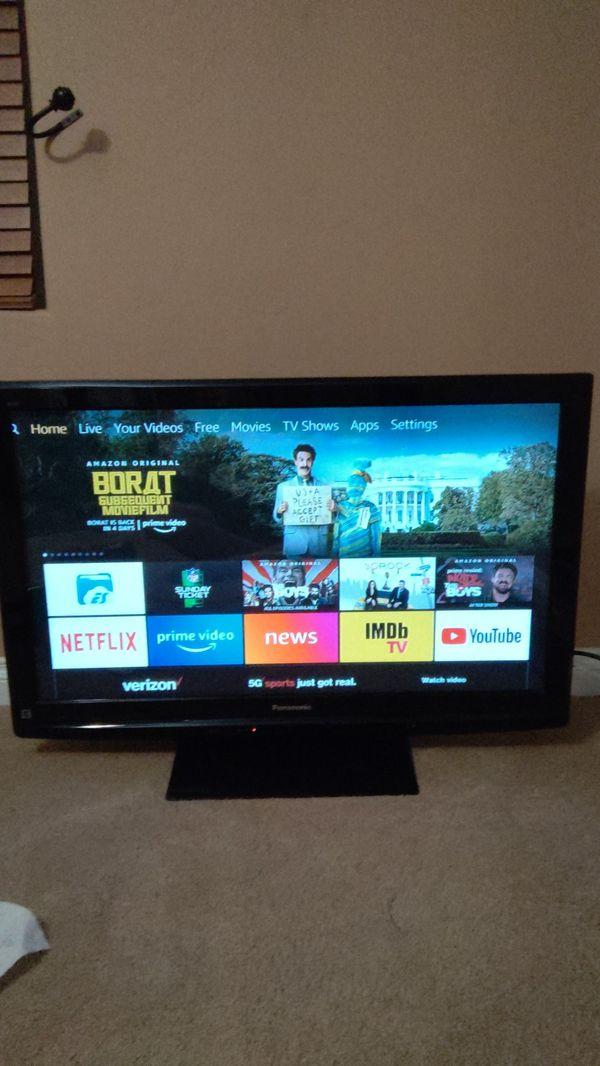 40 inch Panasonic TV