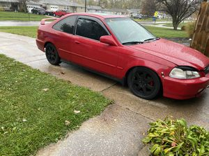 200 Honda Civic not running but have extra single cam motor with it that works built for turbo just needs swap 1500$ for Sale in Lorain, OH