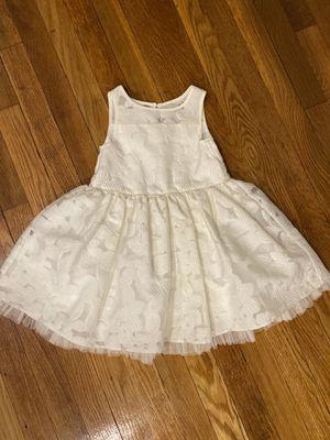 Ivory Flower Girl Dress - 3T for Sale in Stoneham, MA
