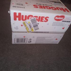 UnOpened Huggies for Sale in Las Vegas, NV