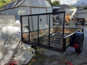 Trailer 5x8 .. 550 for Sale in Tampa, FL