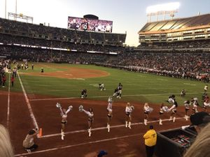 Raiders vs bengals tickets front row for Sale in Fremont, CA