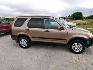 2003 Honda CRV for Sale in Del Valle, TX