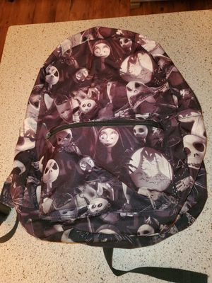 Nightmare Before Christmas backpack for Sale in Bonney Lake, WA