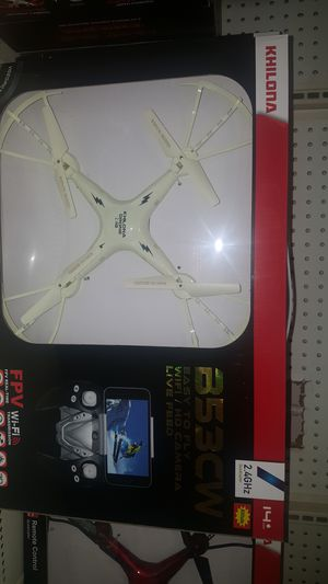 Medium size drone with camera plus wifi new for Sale in Houston, TX
