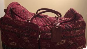Vera Bradley Rolling Duffle for Sale in North Wales, PA