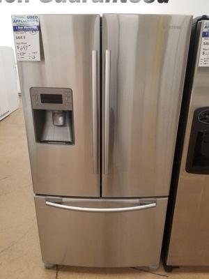Samsung stainless steel refrigerator Affordable182 for Sale in Denver, CO