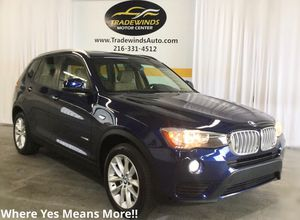 2015 BMW X3 for Sale in Cleveland, OH