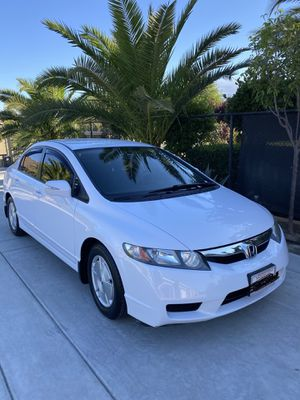 Honda Civic hybrid for Sale in Tracy, CA