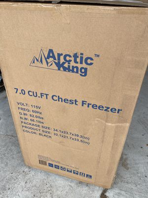 Brand new 7 cu ft chest freezer for Sale in Columbia, SC