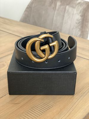 Gucci belt fits size 25-31 for Sale in Oregon City, OR