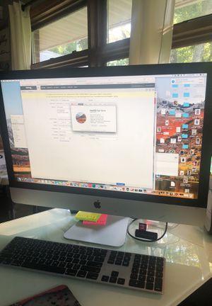 iMax 27-inch Desktop Computer for Sale in Ferguson, MO