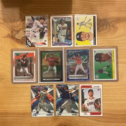 Baseball Rookie Lot — SCHERZER LEWIS +++ for Sale in McCleary,  WA